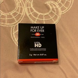 Makeup For Ever Ultra HD Microfinishing  Powder